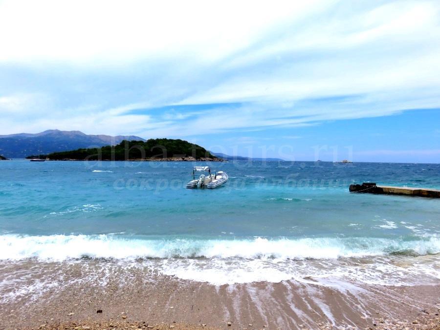 Лучшие пляжи Албании. Где отдохнуть на море в Албании. Туры и экскурсии в Албанию. Шенджин - Велипойя. Alba Tours