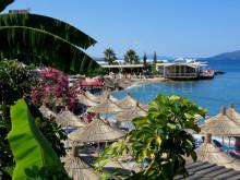 Экскурсии и туры в Албанию. Пляжи Саранды - Ионическое побережье. Alba Tours